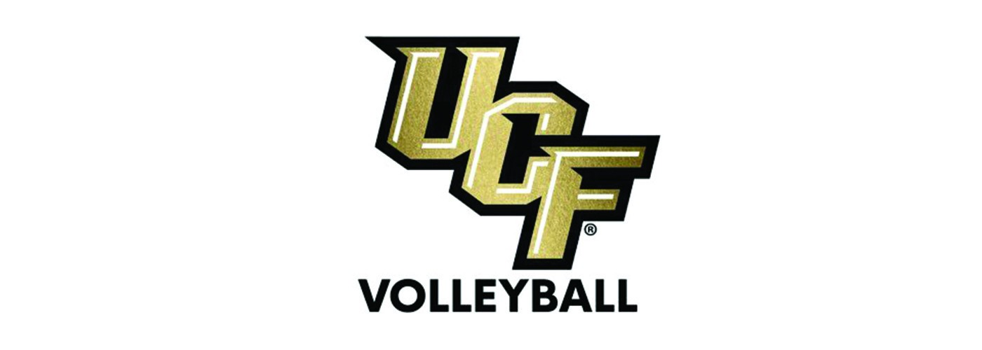 UCF Volleyball Graphic