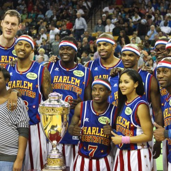Harlem Globetrotters at Addition Financial Arena