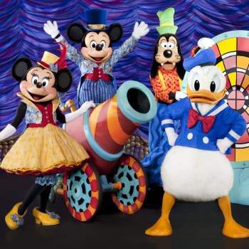 Disney Live at Addition Financial Arena